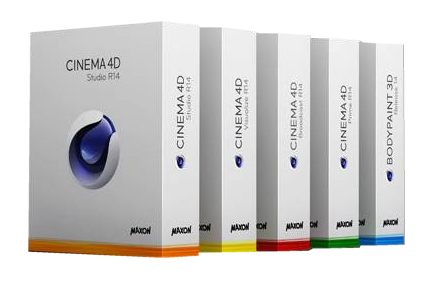 CINEMA 4D Release 14 | High Quality Textures